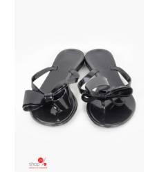 Сандалии Fglam, цвет черный 43070782