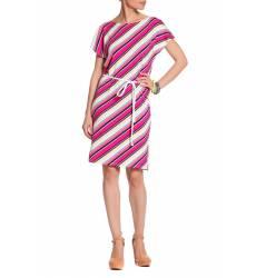миди-платье Yarmina Платья и сарафаны в полоску