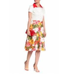 миди-платье Yarmina Платья и сарафаны приталенные