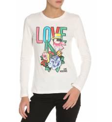 футболка Love Moschino Футболка