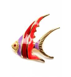 брошь СHANTAL Брошь Рыбка