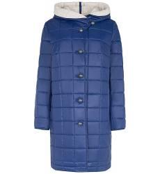 Пальто на синтепоне с капюшоном 269738000-c