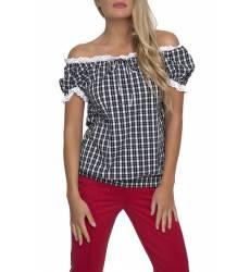 блузка Gloss Блузы с бантом