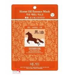 Маска тканевая с лошадиным жиром MIJIN 43151491