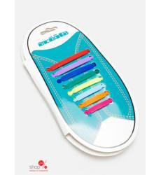 Шнурки для обуви Acoola детские, цвет мультиколор 43151545