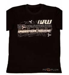 футболка Tillo Футболка с текстом / слоганом Urban proactiv
