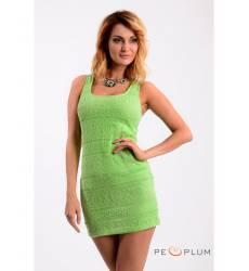 платье Fantosh Повседневное платье Салатовое
