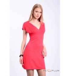 платье Fantosh Повседневное платье Платье вязаное коралловое